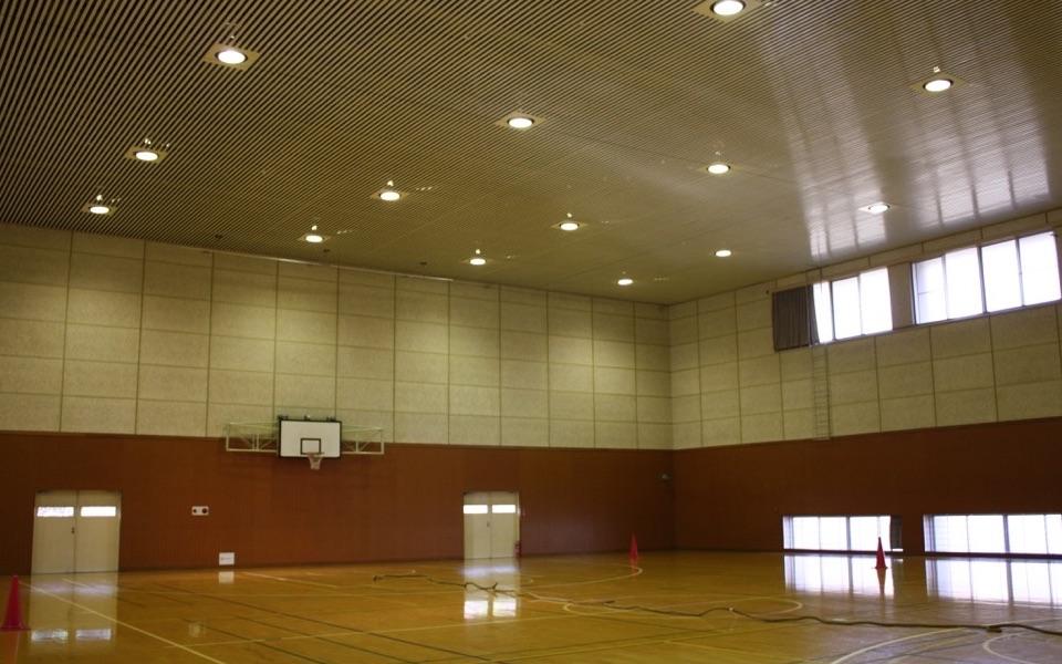 近隣の体育館