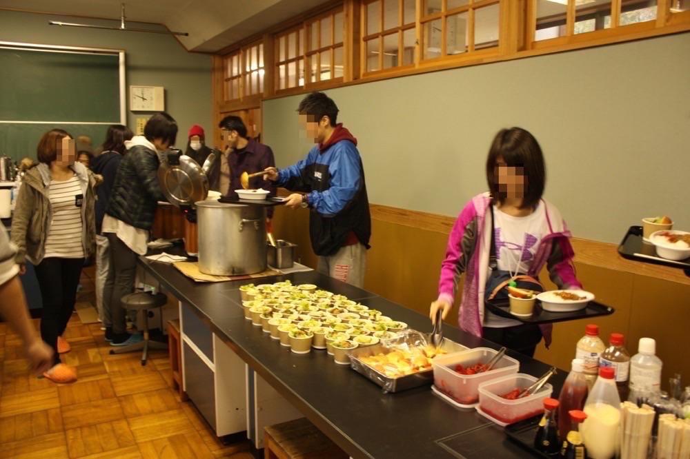 食事(カレー)