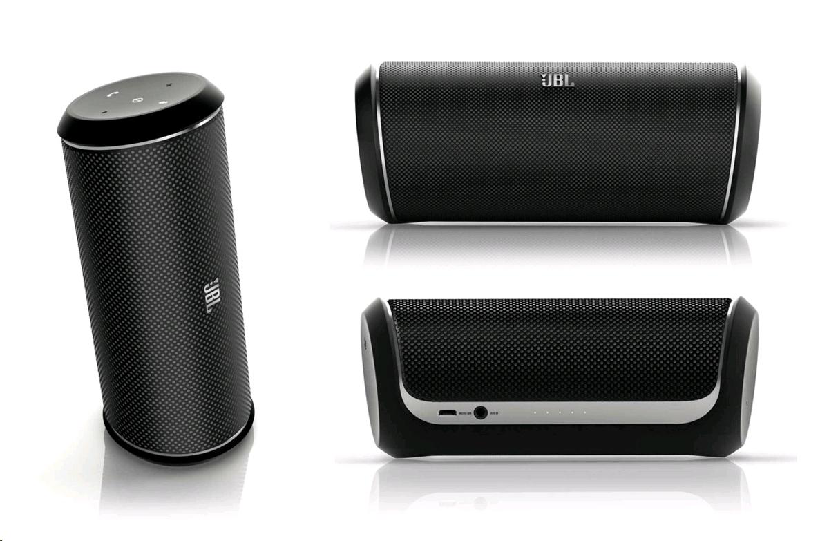 Bluetooth3.0対応ワイヤレスポータブルスピーカーJBL Flip2