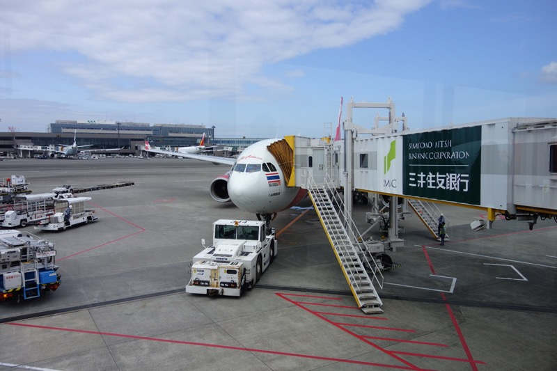 エアアジア機体
