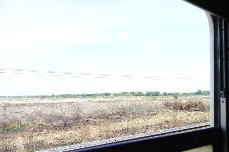 国鉄からの風景