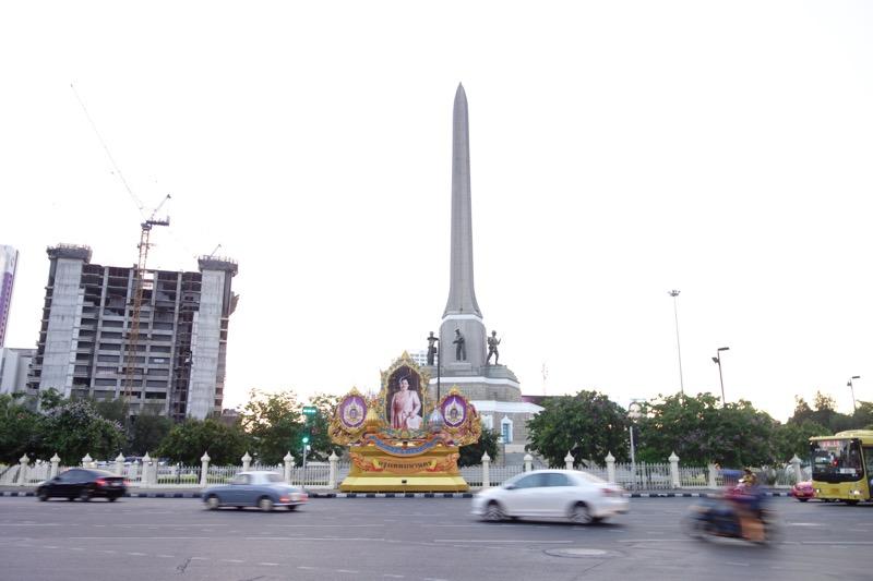 バンコクの戦勝記念塔