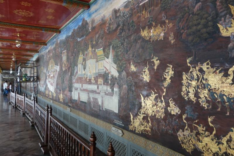 ラーマキエンの回廊壁紙