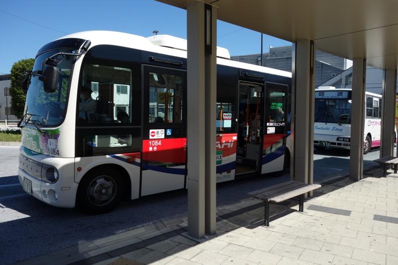 南桜井駅のバス