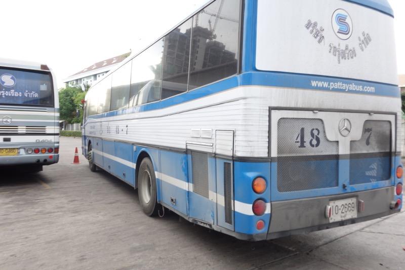 バスの車体