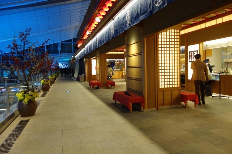 羽田空港の施設