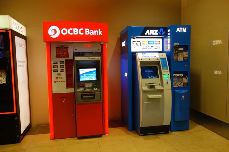 ATMで海外キャッシング