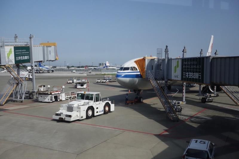 搭乗機 AIRBUS330