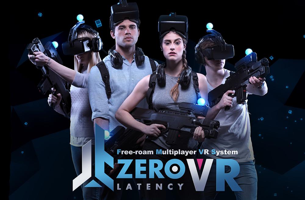 ゼロレイテンシーVR(ZERO LATENCY VR)