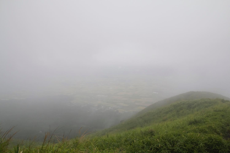 大観峰からの眺望