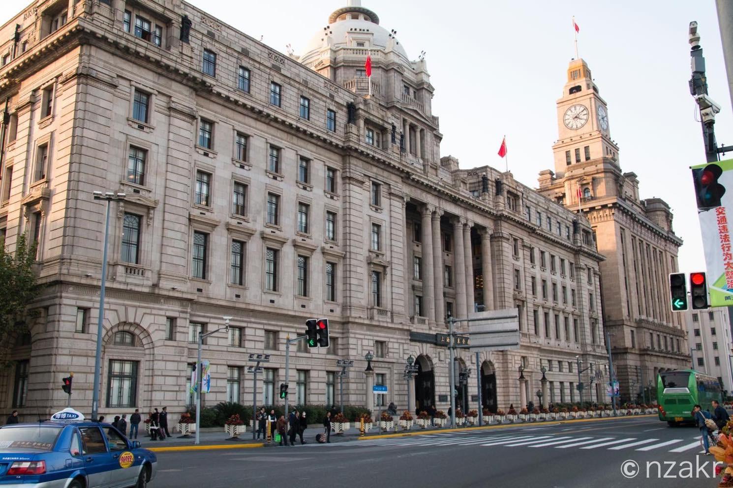 上海のウォール街
