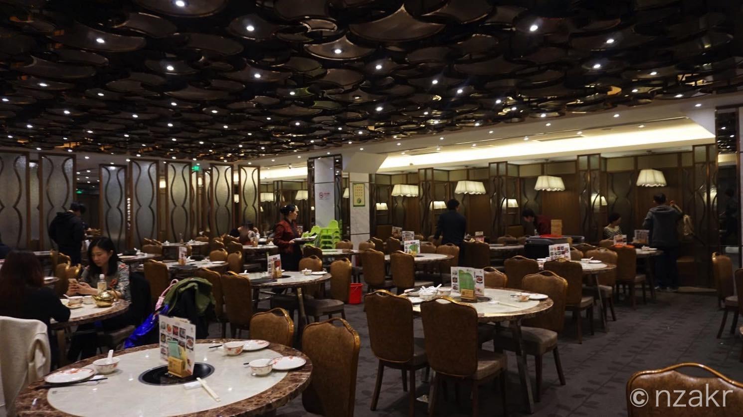 上海の料理
