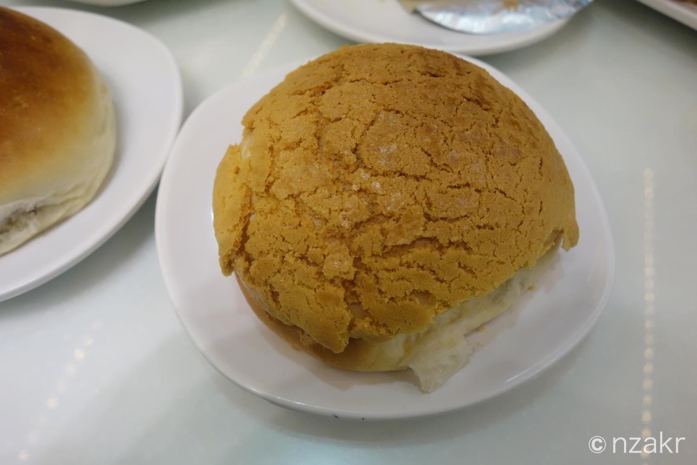 菠蘿飽(ポーローパウ)