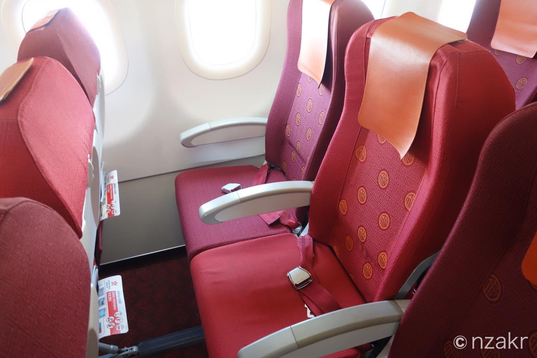 赤色の椅子