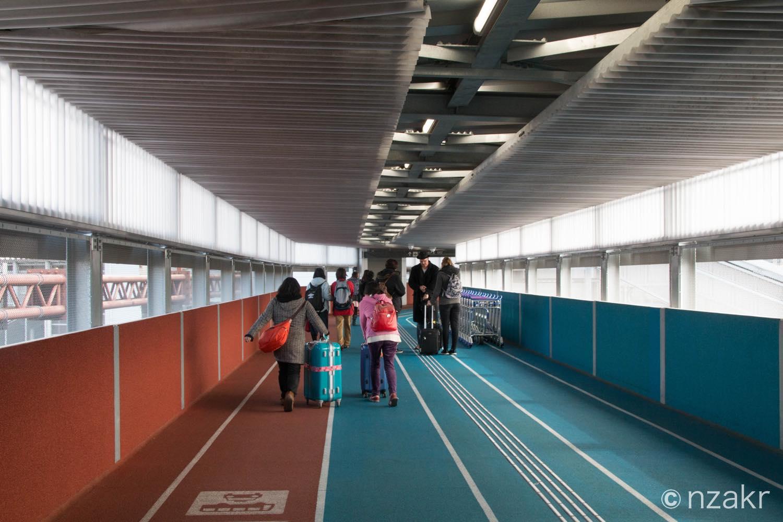 3ターミナルへ