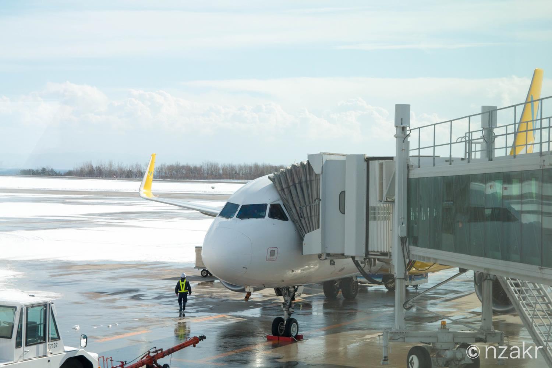バニラエアの航空機