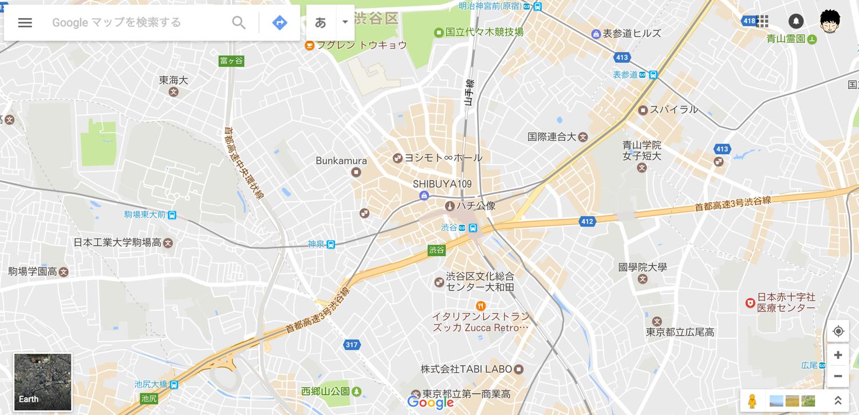 グーグルマップ(GoogleMap)