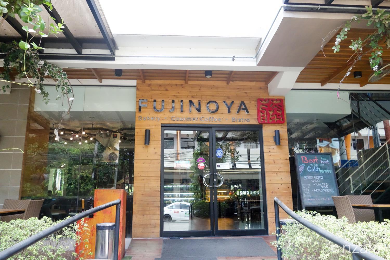FUJINOYA(藤乃屋)の入り口
