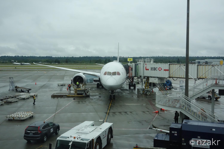 バンクーバー国際空港(YVR)