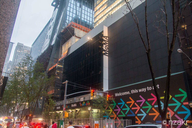 ニューヨーク近代美術館(MOMA)