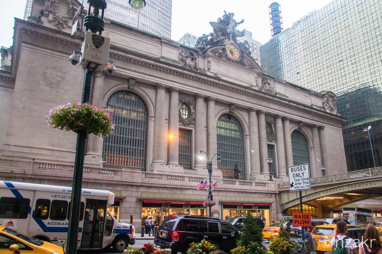 ニューヨーク グランドセントラル駅
