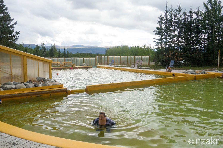 タキニ温泉