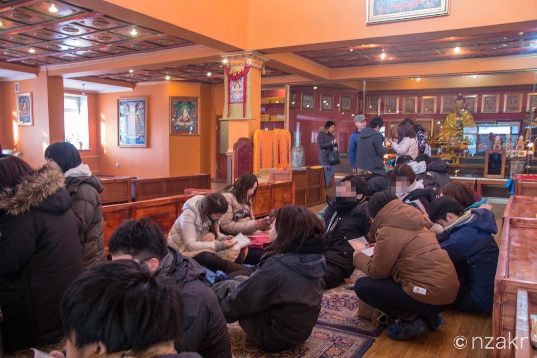 チベット仏教の占い