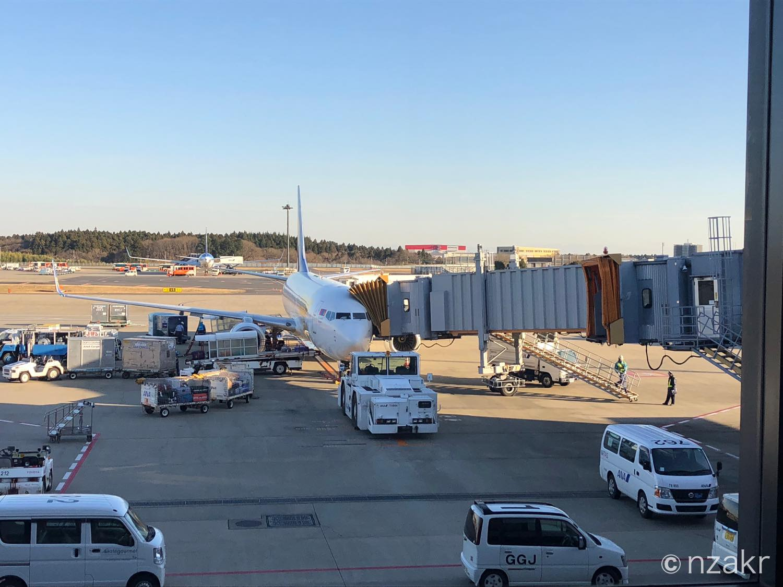 MIATモンゴル航空 ボーイング737