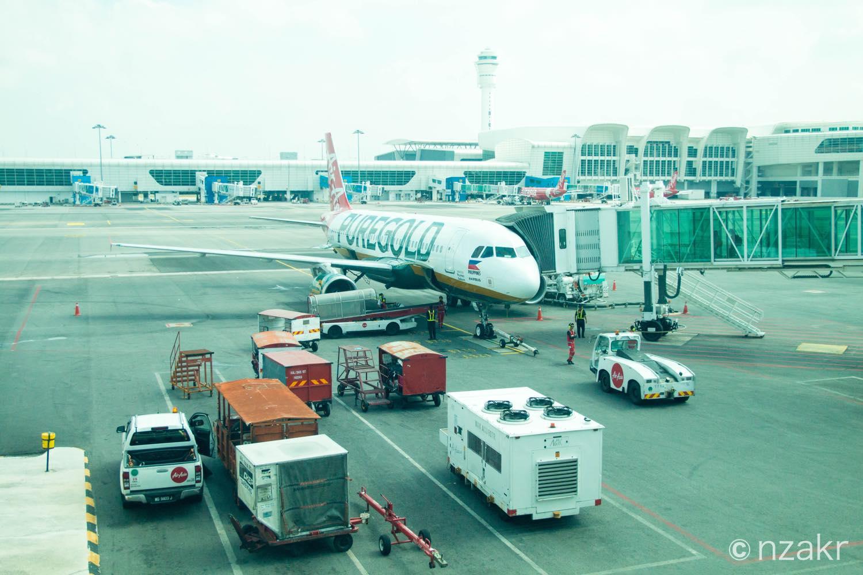 エアアジア エアバスA320