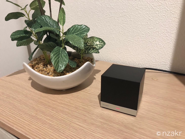 Orvibo社のスマート家電リモコン Magic Cube(マジックキューブ)