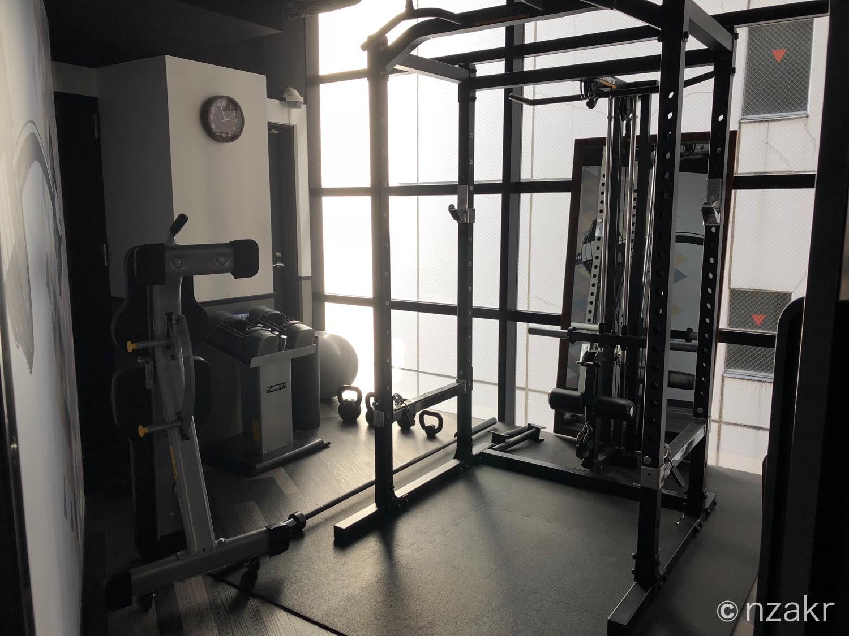 個室トレーニング