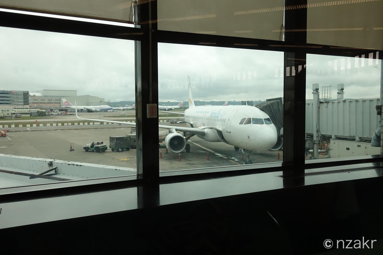 日本へフライト